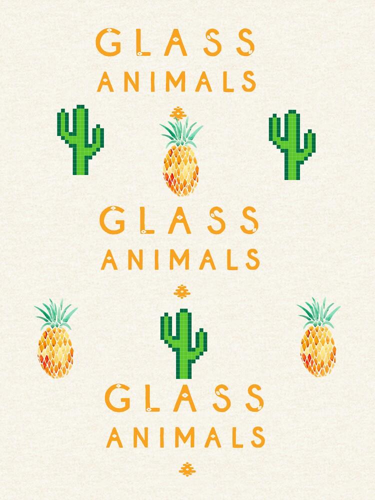 Wie man ein Mensch sein Glas Tiere von aimeekl