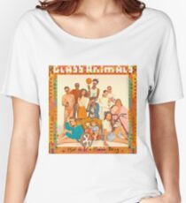 Glass Animals - album cover Women's Relaxed Fit T-Shirt