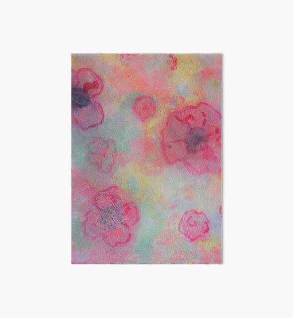 Flower Power  II - Blumen -Blüten - bunt von Marion Waschk