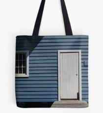 Crawley Edge Boatshed, Perth Tote Bag