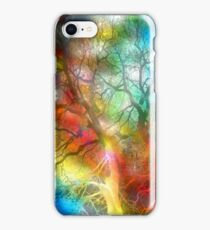Psychedelic Storm iPhone Case/Skin