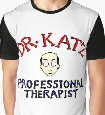 Dr. Katz, Professional Therapist Graphic T-Shirt
