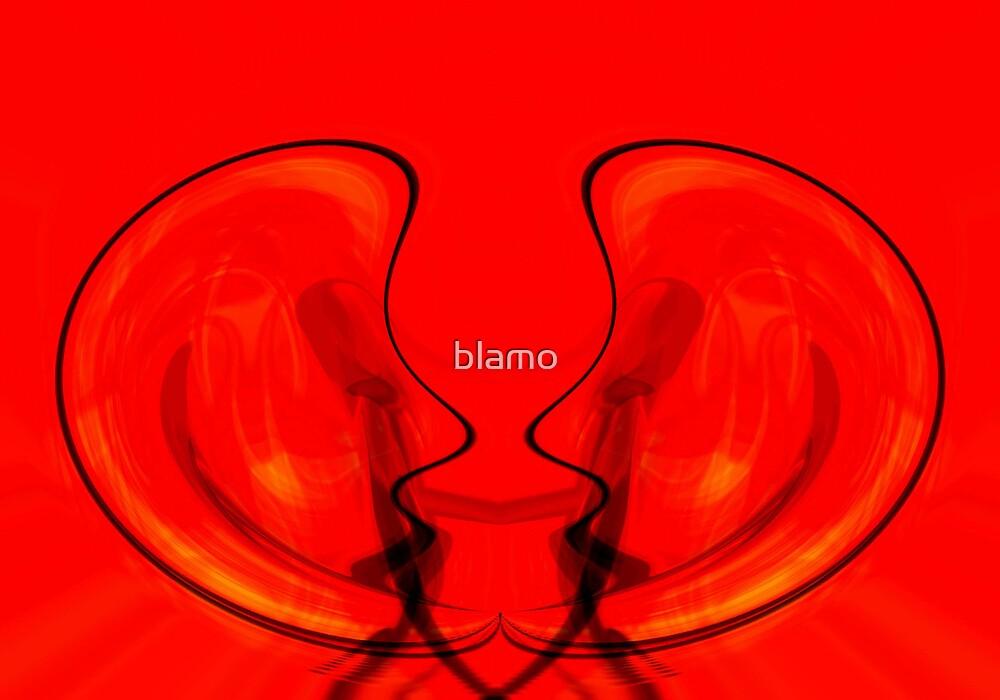 Fire Dance  by blamo