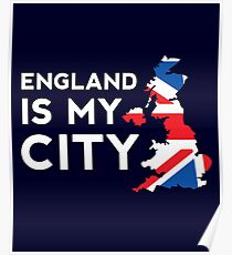 England Is My City Poster