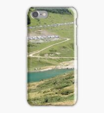 Tour the France mountain iPhone Case/Skin