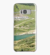 Tour the France mountain Samsung Galaxy Case/Skin