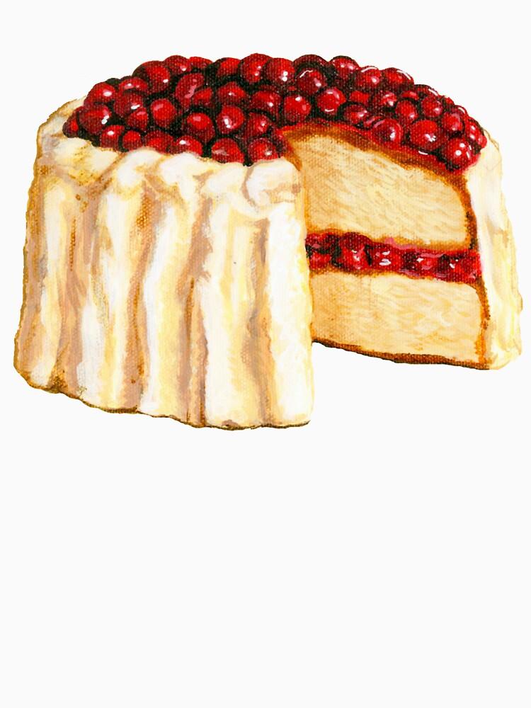 Cherry Crown Cake by KellyGilleran