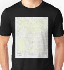 USGS TOPO Map Florida FL Manatee Springs 20120807 TM T-Shirt