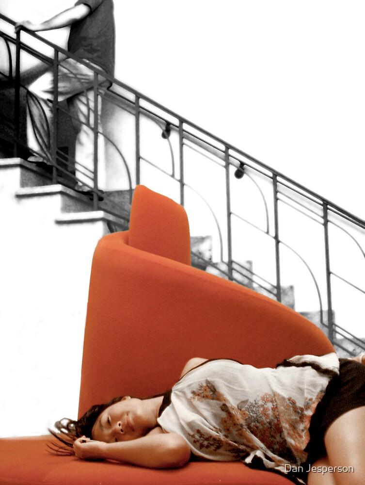 The Sleep Over by Dan Jesperson