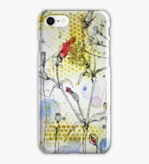 plants of the hedgerow iPhone Case/Skin