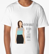 Know What? - Tina Fey Long T-Shirt