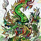 Margins Dragon by reynoldsnart