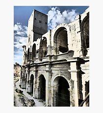 Arles Ampitheatre Photographic Print