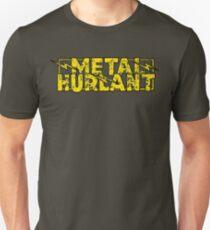 Screaming Metal (DISTRESSED) Unisex T-Shirt