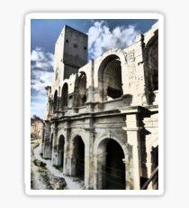 Arles Ampitheatre Sticker