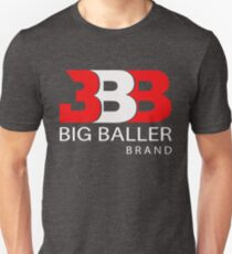 big baller brand Slim Fit T-Shirt