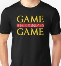 Game Recognizes Game Peacocking Clothes And Accessories Pick Up Artist Opener T-shirt T-Shirt