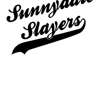 Sunnydale Slayers by zorpzorp