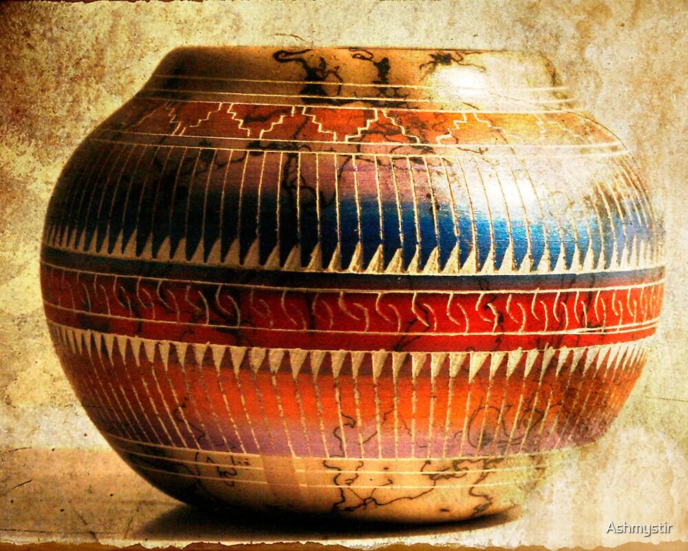 Pottery by Ashmystir