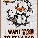 Stay Rad. by Joshua Steele