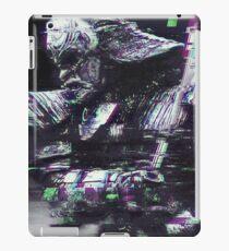 Glitched Samurai iPad Case/Skin