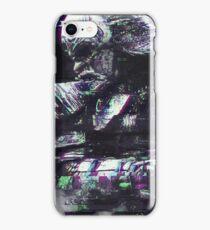 Glitched Samurai iPhone Case/Skin