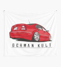 German Kult - Jetta MK4 GLI Wall Tapestry