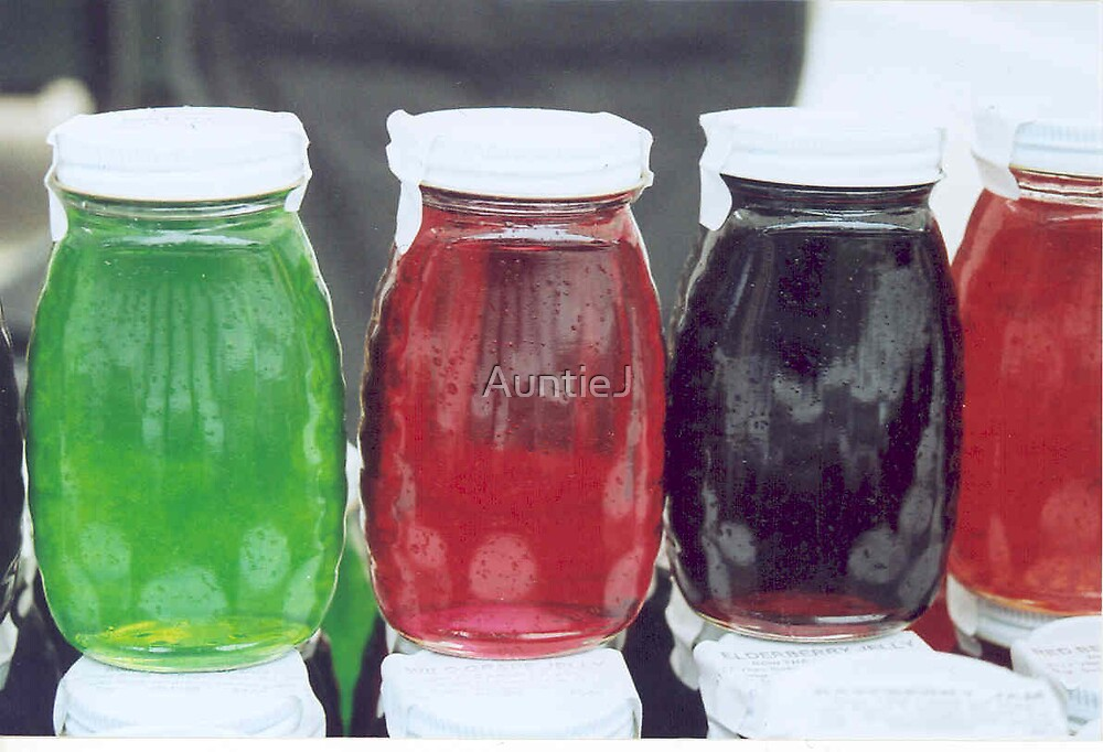 Farmers' Market - Jelly by AuntieJ