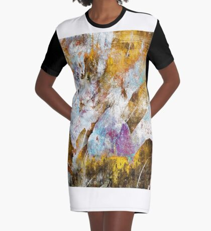 Lung Capacity Graphic T-Shirt Dress