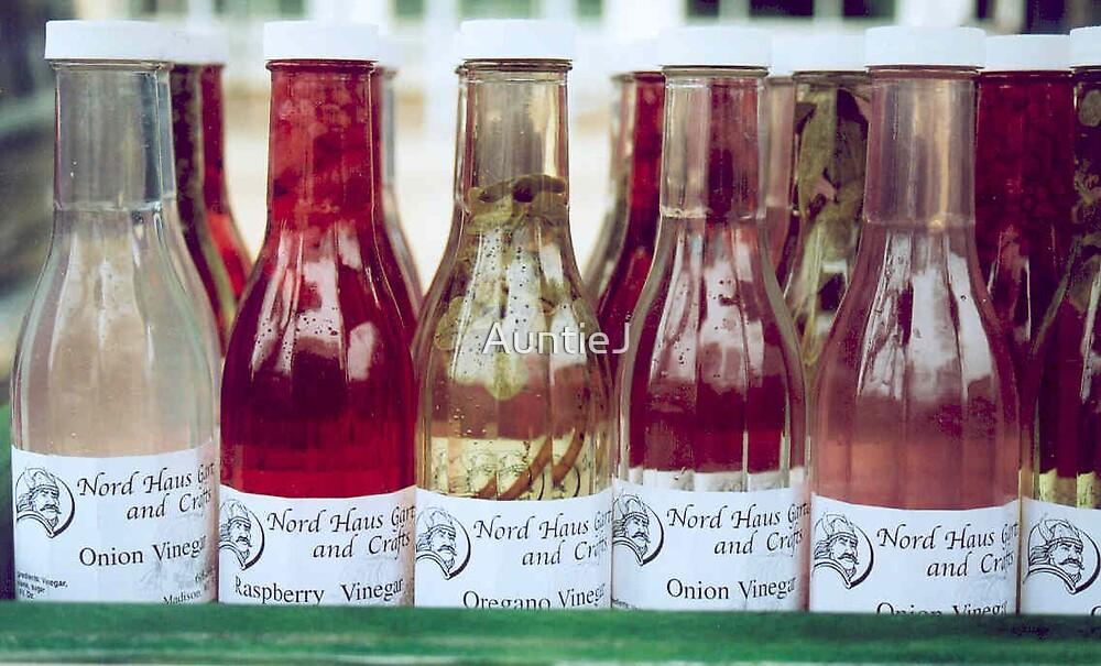 Farmers' Market - Vinegar by AuntieJ