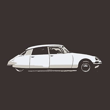 Citroen DS classic by opul