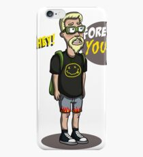 old nirvana fun forever young iPhone 6 Case