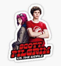 Scott Pilgrim Sticker