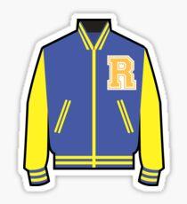 Archie's jersey (Riverdale) Sticker