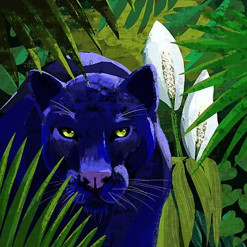 Panther or Jaguar? I can't tell the difference by coriredford