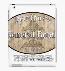 Belethor's General Goods iPad Case/Skin