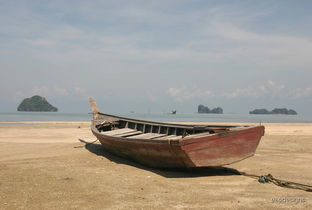 lazy boat by eapdesigns