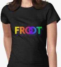 Camiseta entallada para mujer Froot // marina y los diamantes