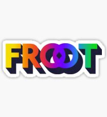 Froot// marina and the diamonds Sticker