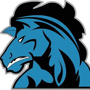 Horse Mascot Design by syedmoiz