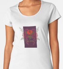 TRUST NOBODY ROSE SHIRT HYPE Women's Premium T-Shirt