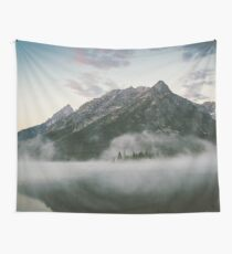 IN THE MOUTAINS MODERN PRINTING 1 Pc #27119627 Wall Tapestry