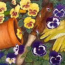 Gardening 101 by Sharen Chatterton