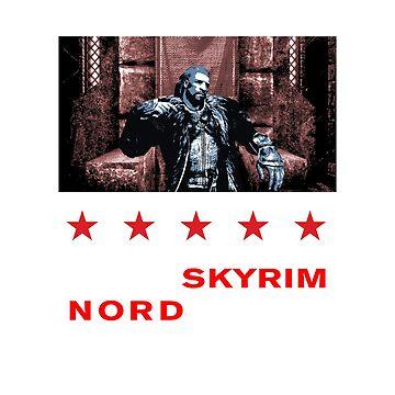 Make Skyrim Nord Again! by davecarden