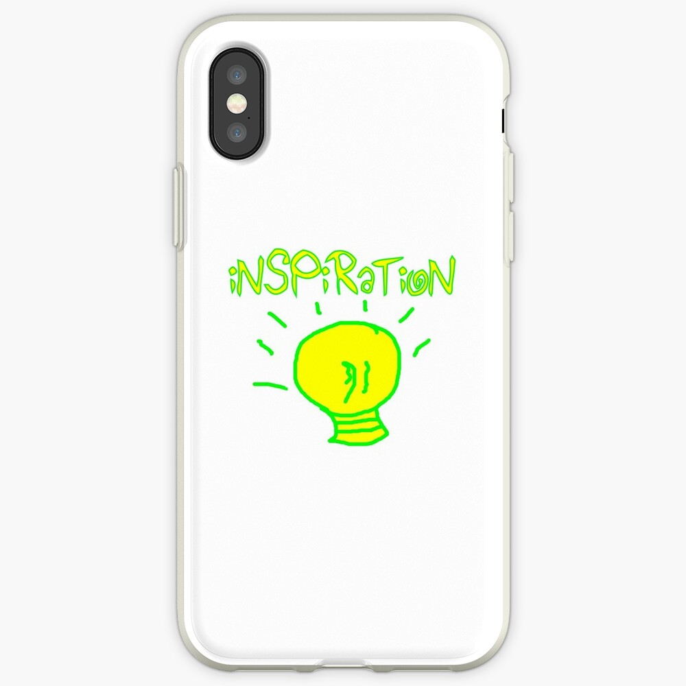 Inspiration iPhone Case & Cover