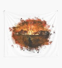 Fallout New Vegas Wall Tapestry