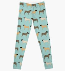 Mastiff Pattern Leggings