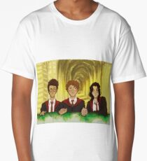 Prongs, Moony, Padfoot Long T-Shirt