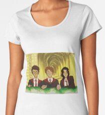 Prongs, Moony, Padfoot Women's Premium T-Shirt