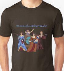 Pre-Raphaelites Rock Unisex T-Shirt